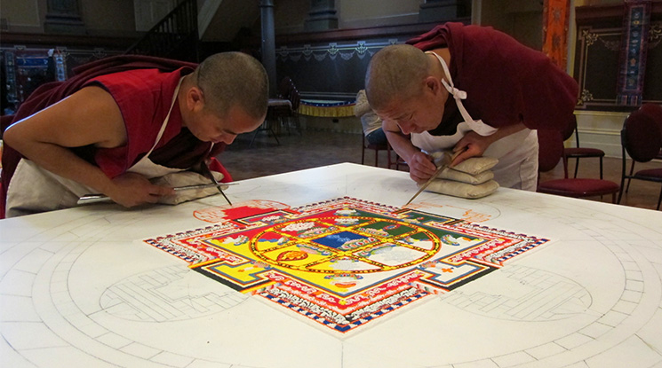 Sand Mandala Fremantle June 2012