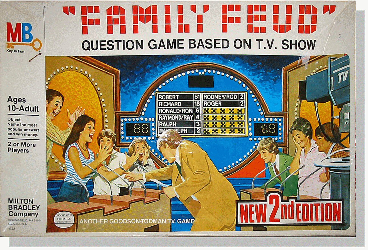 Family Feud Game For Free