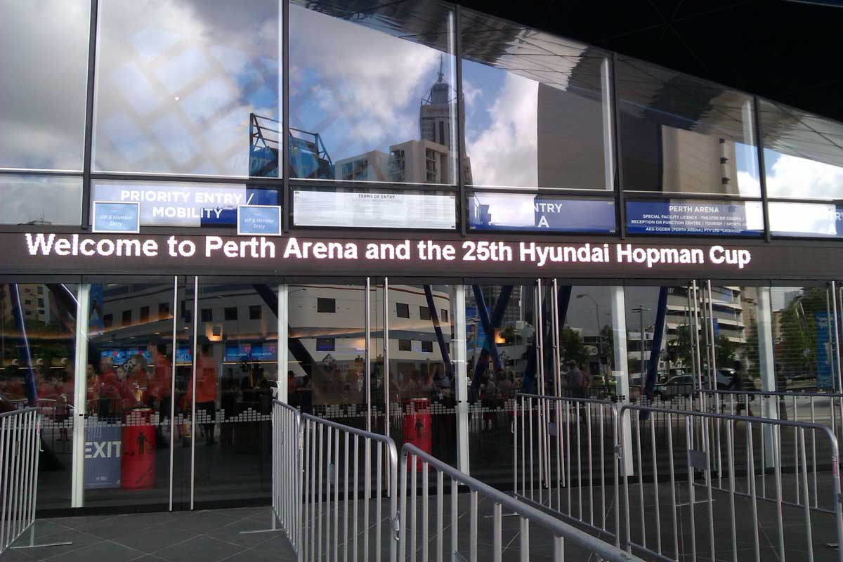 25th Hopman Cup