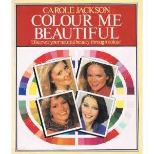colour me beautiful by carole jackson