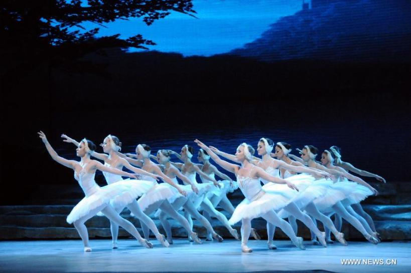 Swan Lake St Petersburg Ballet