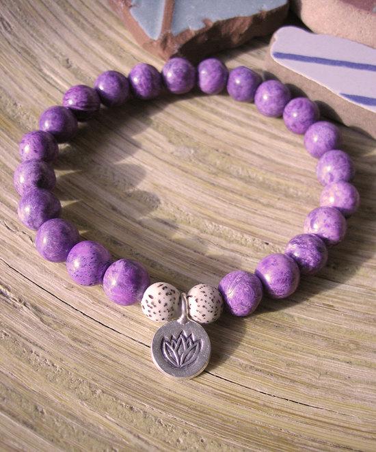 Sugilite bracelet1