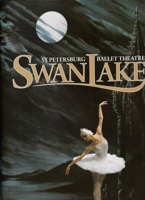Swan-Lake-St-Petersburg-programme cover