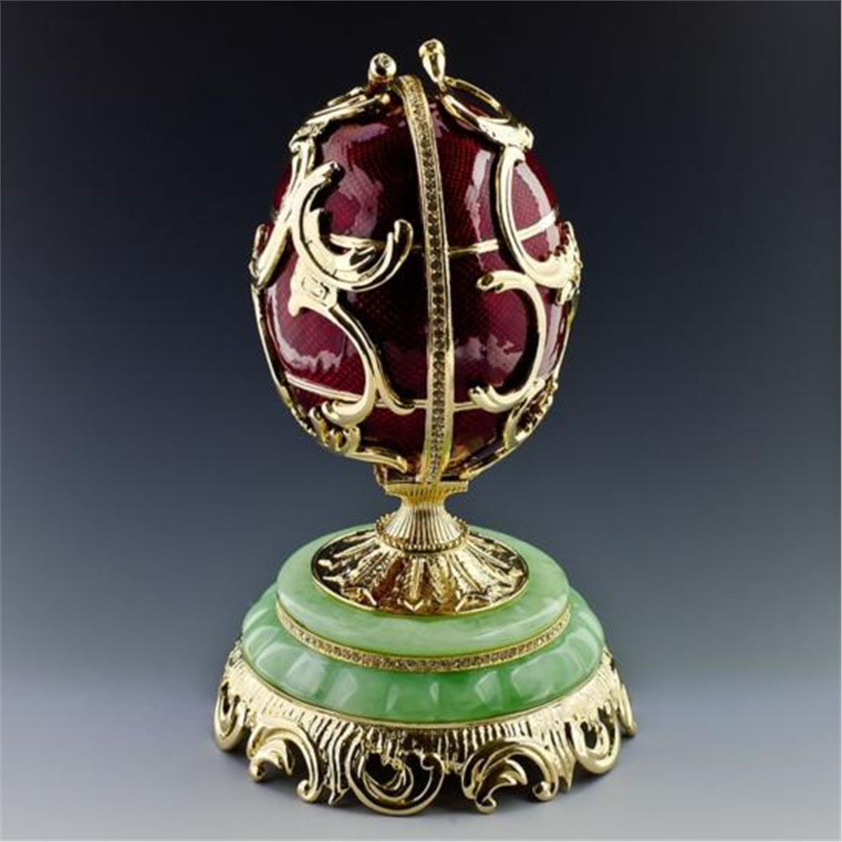 Faberge Opulence & St Petersburgh Hermitage Museum