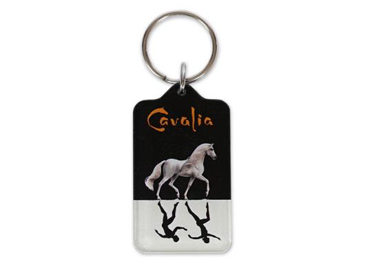cavalia keychain