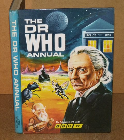 1965 Dr Who Annual