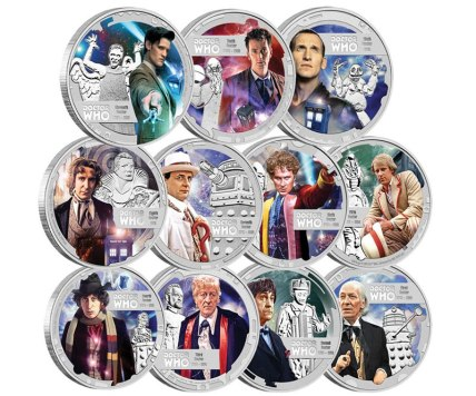 2013-Doctor-Who-50th-Anniversary-2013-Silver-Proof-Eleven-Coin-Set