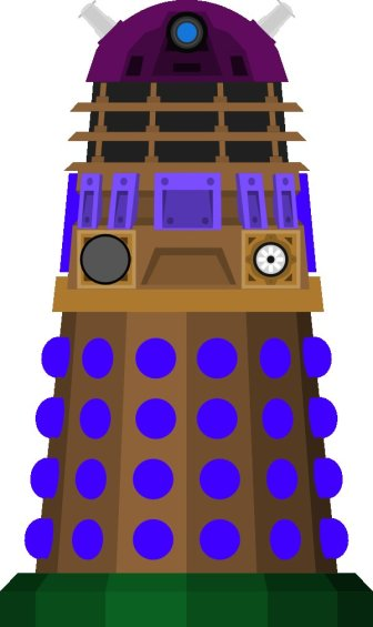 A Dalek Creation by Star Wise