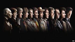 twelve Dr Whos