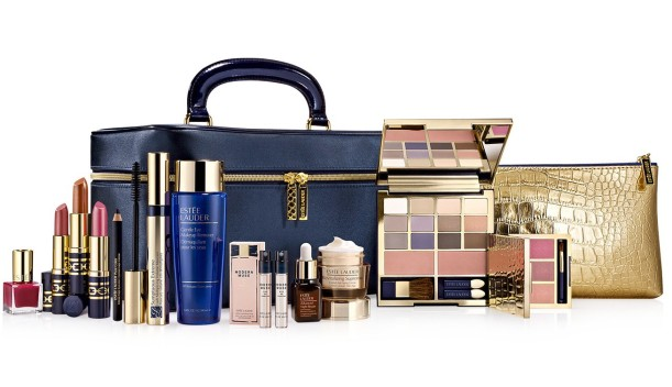 Estee Lauder Luxe Beauty Collection 2014