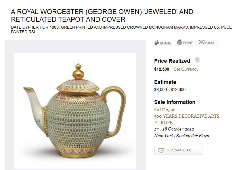 Reticulated teapot_Christies