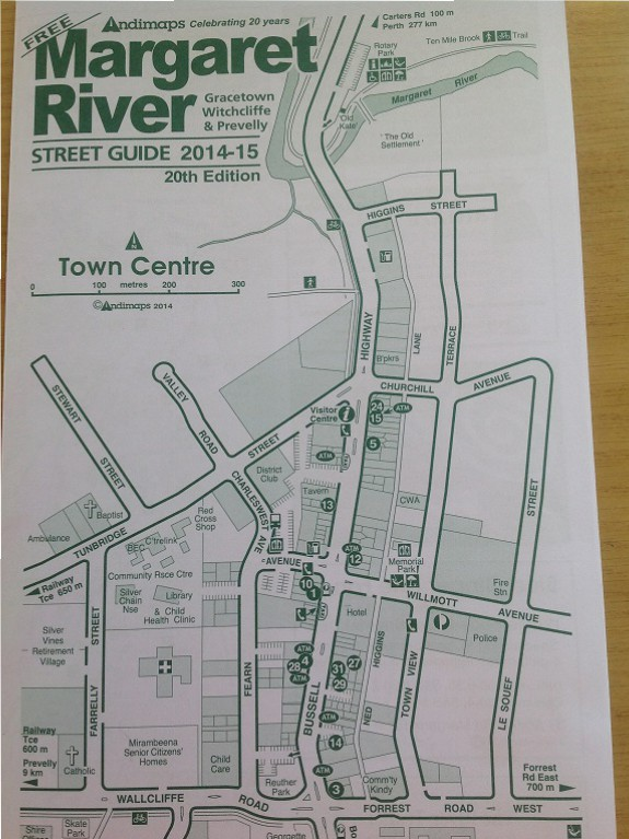 Margaret_River_Town_Map