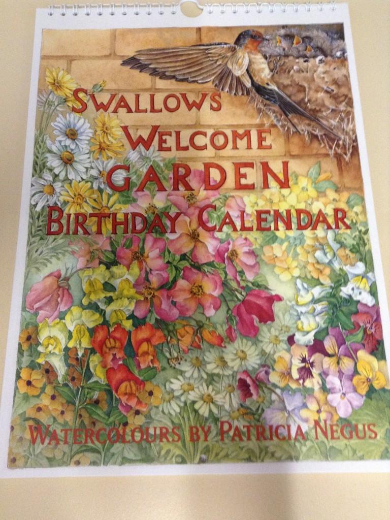 Swallows_Welcome_Garden_Birthday_Calendar_Patricia_Negus