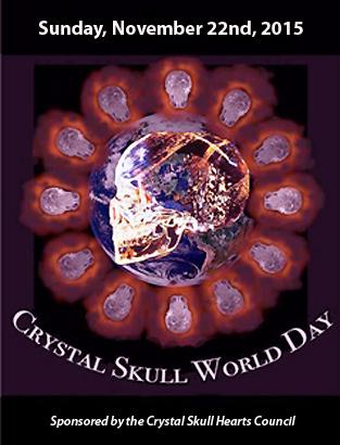 crystal skull event 2015