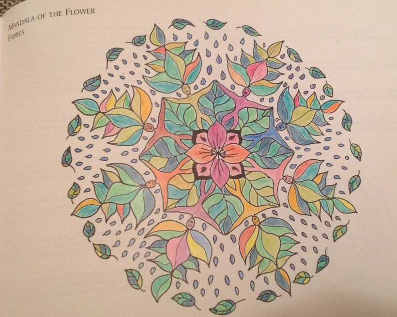 mandala coloring_small