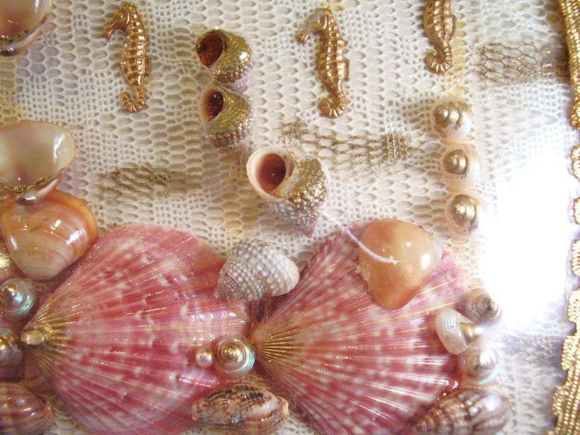 seashell wicker basket 4