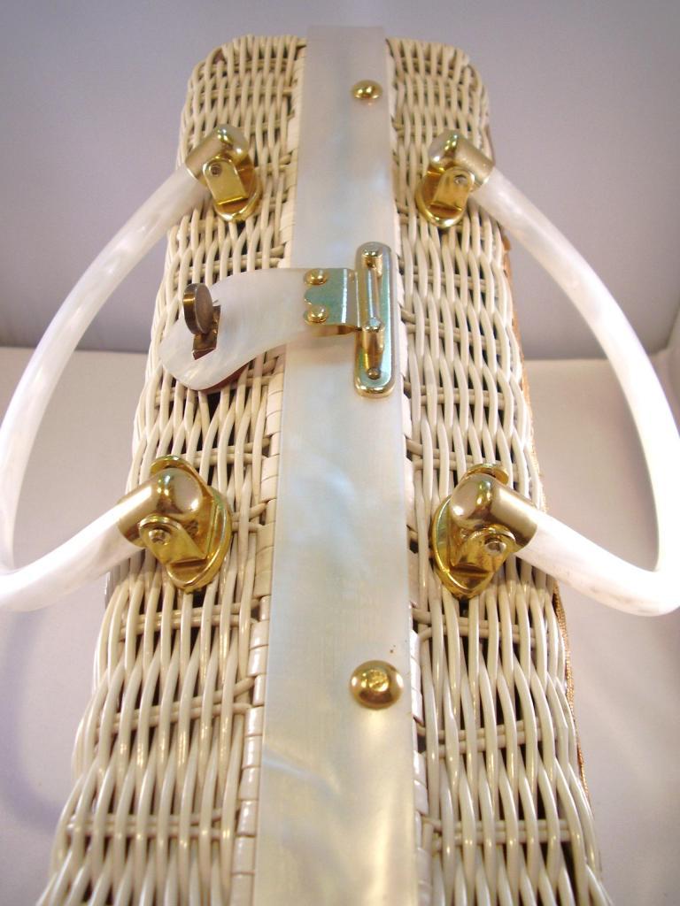 seashell wicker basket5