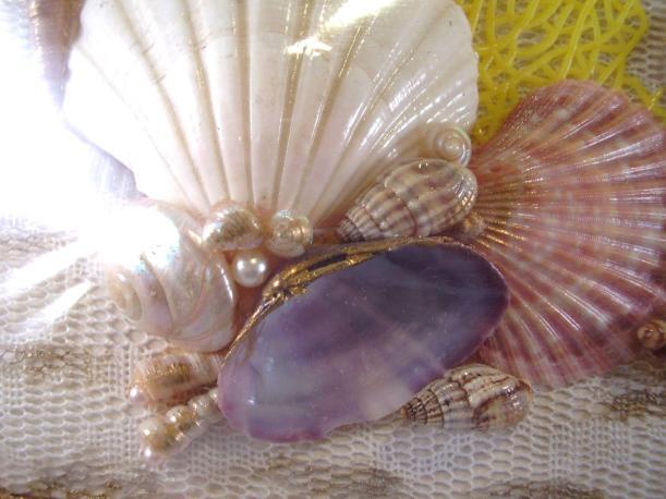 seashell wicker basket8