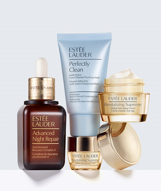 el global anti aging repair set