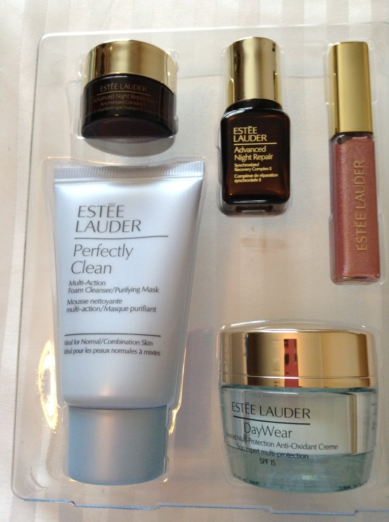 Estee Lauder Stay Young Stay Fresh packaging