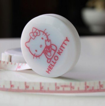hello kitty measuring tape
