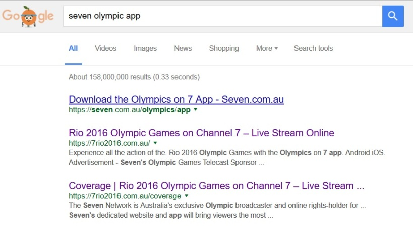 7OlympicAppsearch