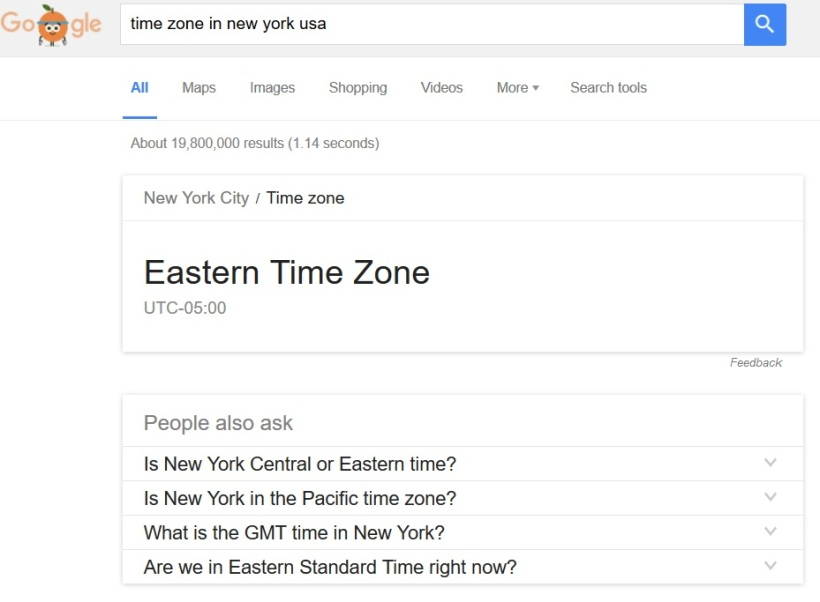 TimeZone_NewYork
