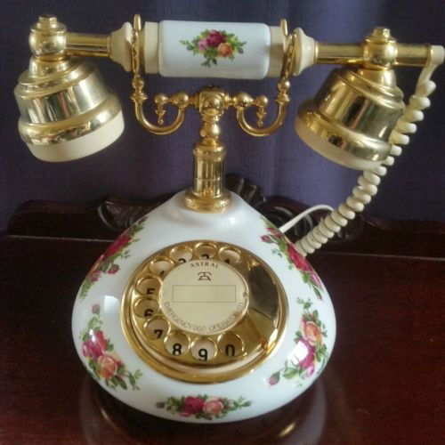 albert china telephone